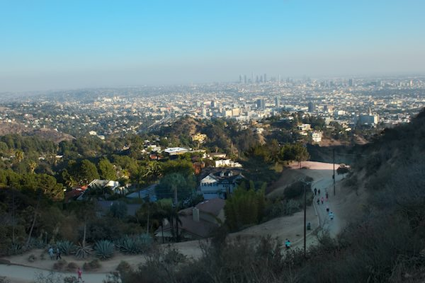 Runyon Canyon Upper Loop Hike
