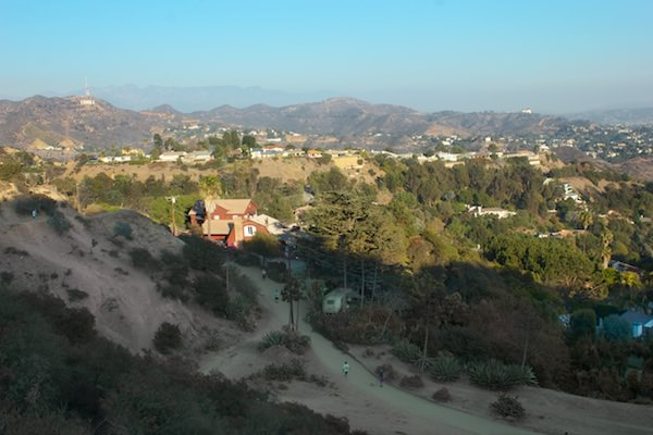 Runyon Canyon Loop Hike
