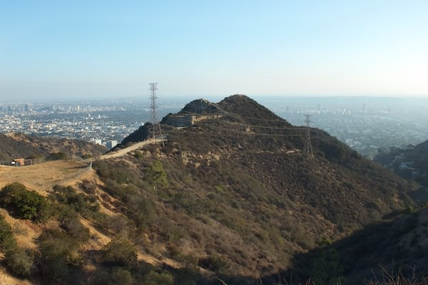 Runyon Canyon Park Loop Hike