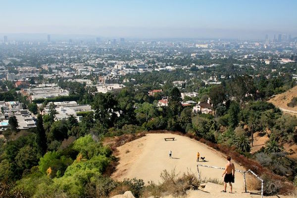 Runyon Canyon Inspiration Point Hike